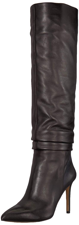 Vince-Camuto-Women-039-s-Shoes-Kashiana-Leather-Closed-Toe-Over-Knee-Fashion-Boots thumbnail 8