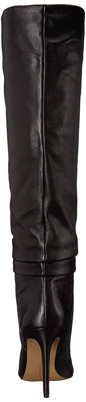 Vince-Camuto-Women-039-s-Shoes-Kashiana-Leather-Closed-Toe-Over-Knee-Fashion-Boots thumbnail 9
