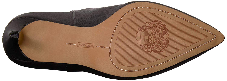 Vince-Camuto-Women-039-s-Shoes-Kashiana-Leather-Closed-Toe-Over-Knee-Fashion-Boots thumbnail 10
