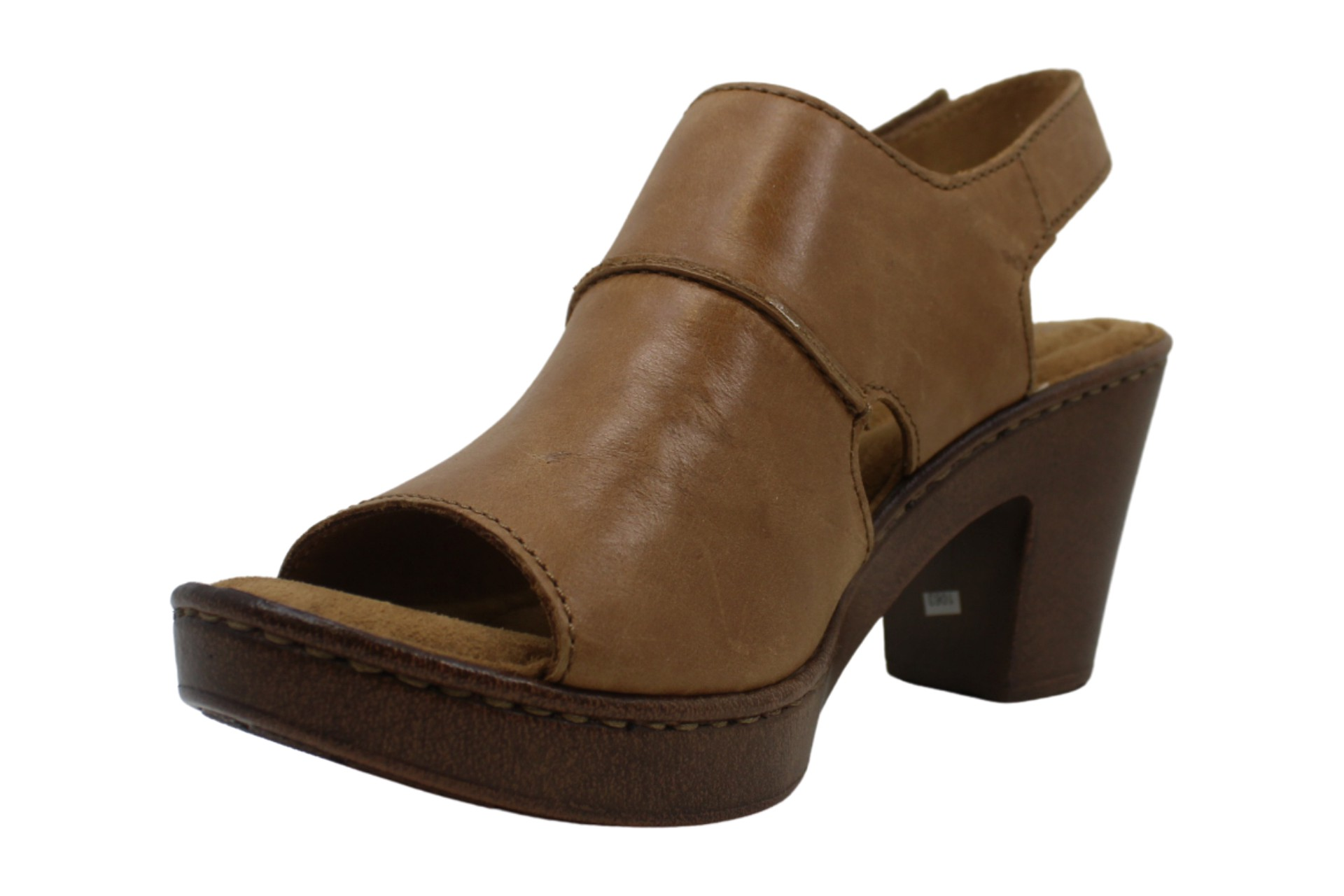 thumbnail 19 - Born-Womens-Wekiva-Leather-Open-Toe-Casual-Ankle-Strap-Sandals