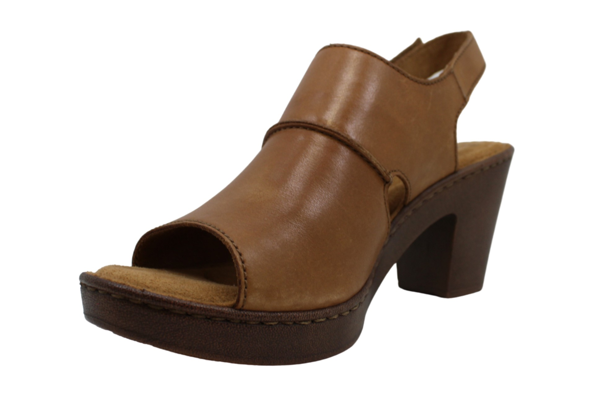 thumbnail 24 - Born-Womens-Wekiva-Leather-Open-Toe-Casual-Ankle-Strap-Sandals