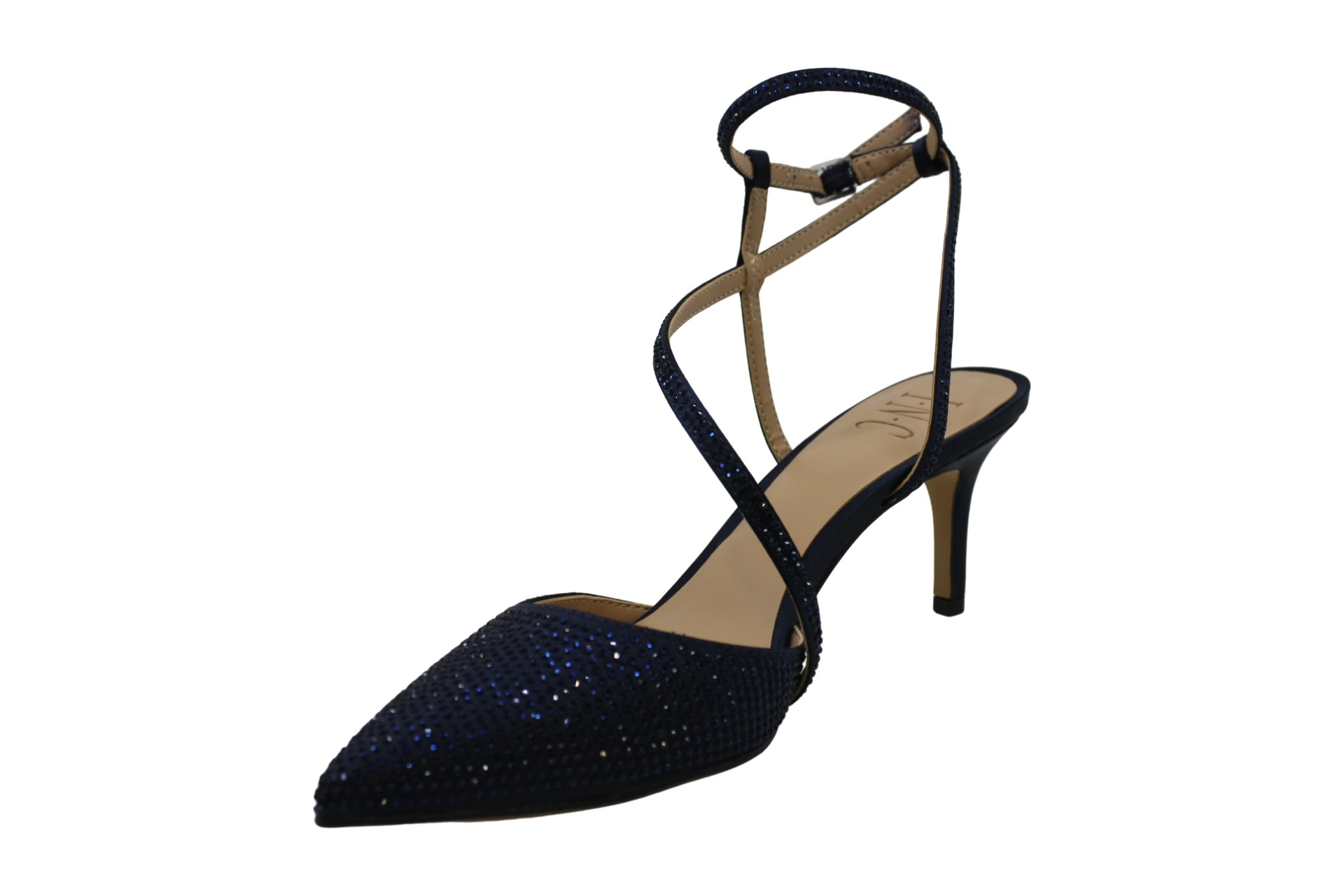 Inc International Concepts Womens Lenii Fabric Pointed Toe