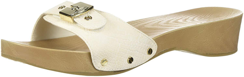 Dr-Scholl-039-s-Womens-B9002L1-401-Fabric-Open-Toe-Beach-Slide-Sandals thumbnail 8