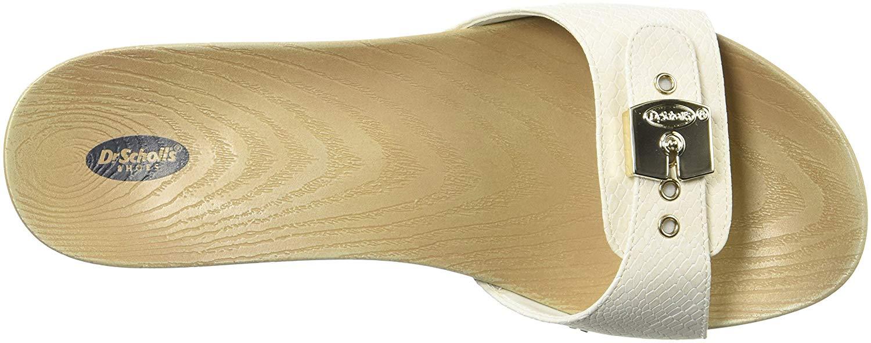 Dr-Scholl-039-s-Womens-B9002L1-401-Fabric-Open-Toe-Beach-Slide-Sandals thumbnail 11