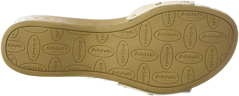Dr-Scholl-039-s-Womens-B9002L1-401-Fabric-Open-Toe-Beach-Slide-Sandals thumbnail 10