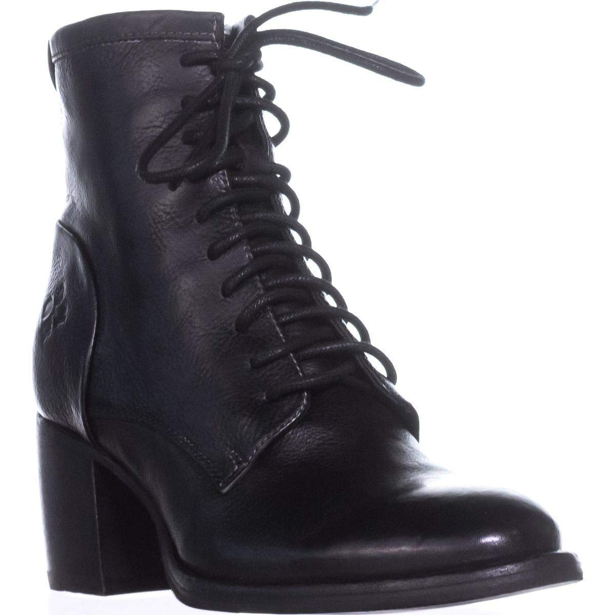 thumbnail 7 - Patricia-Nash-Womens-Sicily-Leather-Closed-Toe-Ankle-Fashion-Boots