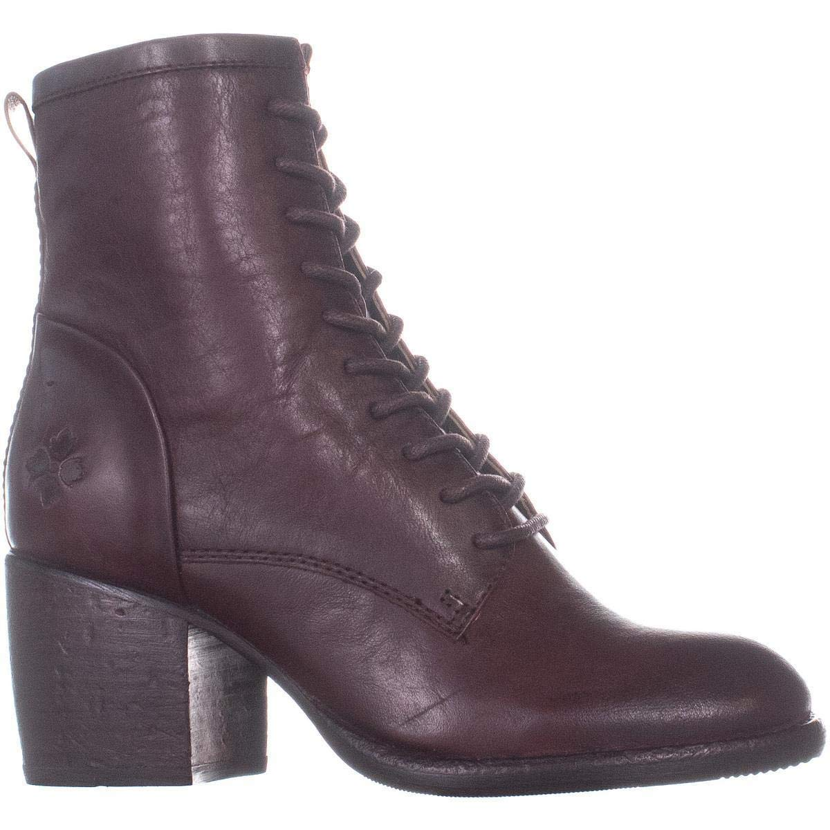 thumbnail 12 - Patricia-Nash-Womens-Sicily-Leather-Closed-Toe-Ankle-Fashion-Boots