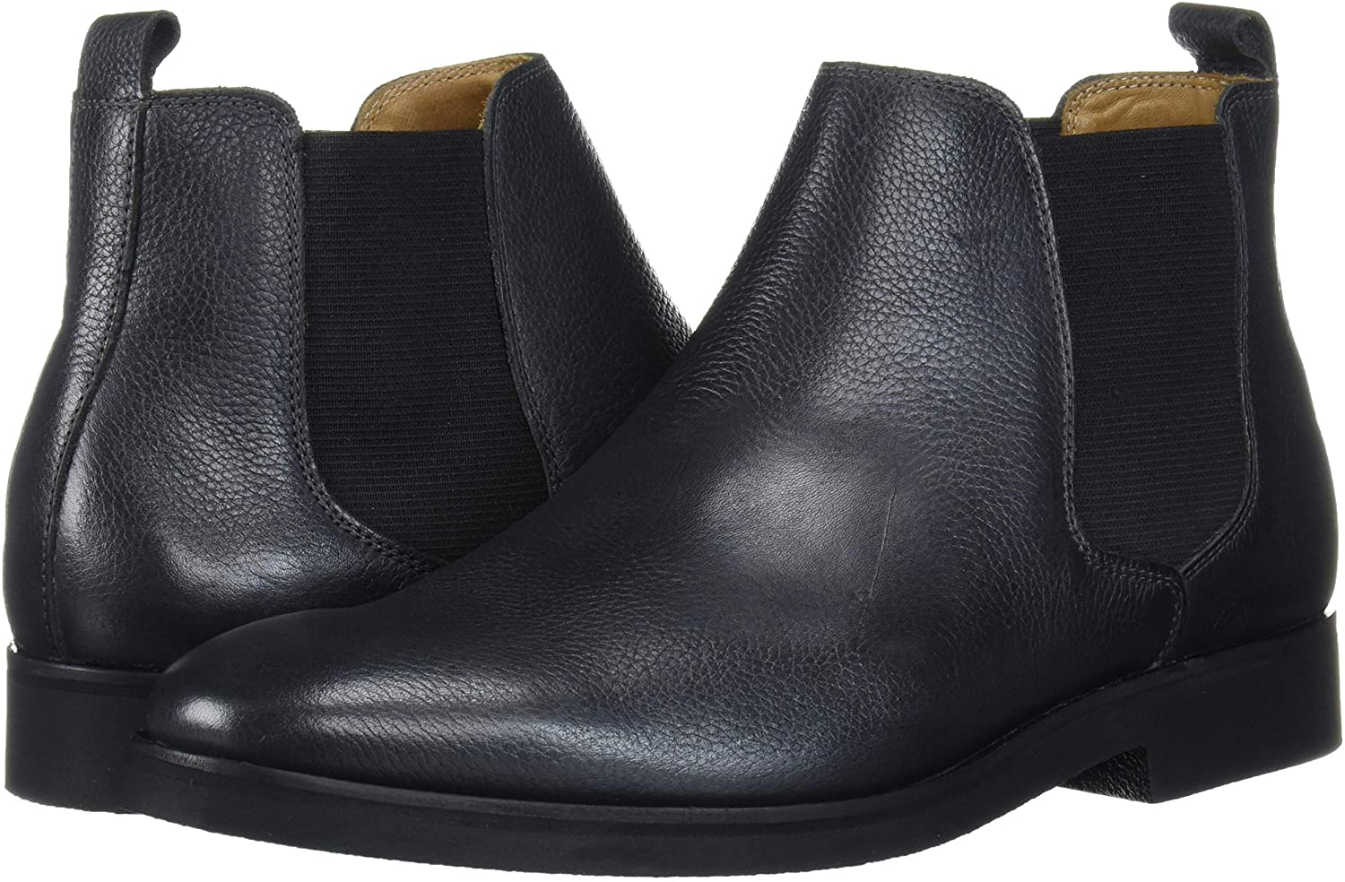 thumbnail 27 - Driver Club USA Men's Shoes Geuine Leather Leather Closed Toe Ankle Fashion