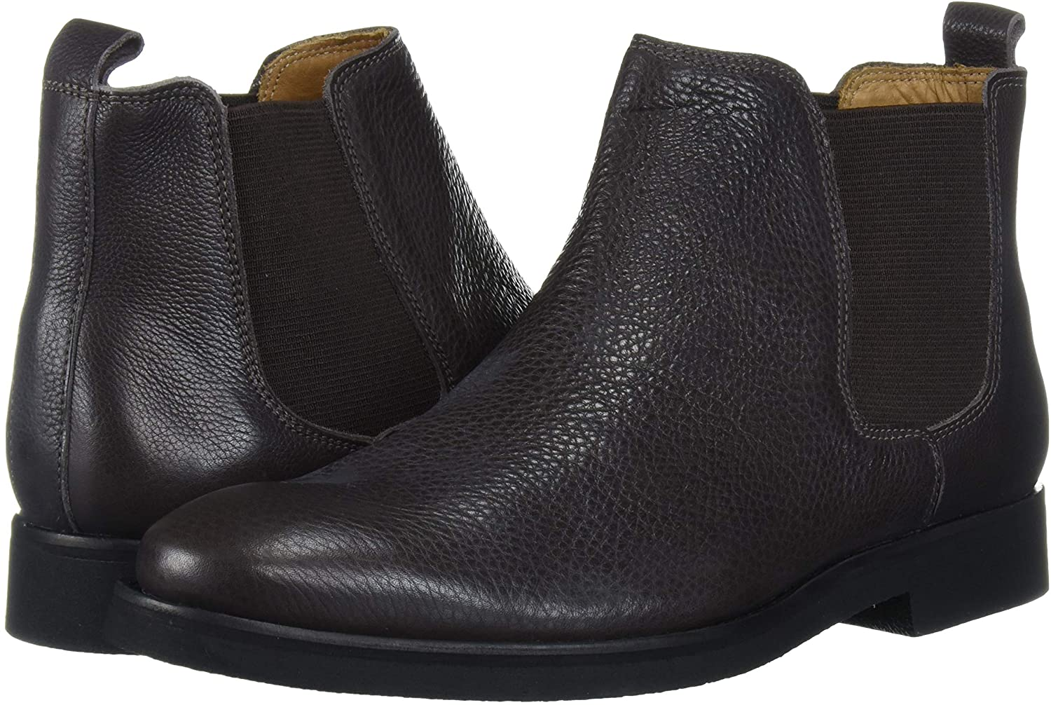 thumbnail 12 - Driver Club USA Men's Shoes Geuine Leather Leather Closed Toe Ankle Fashion