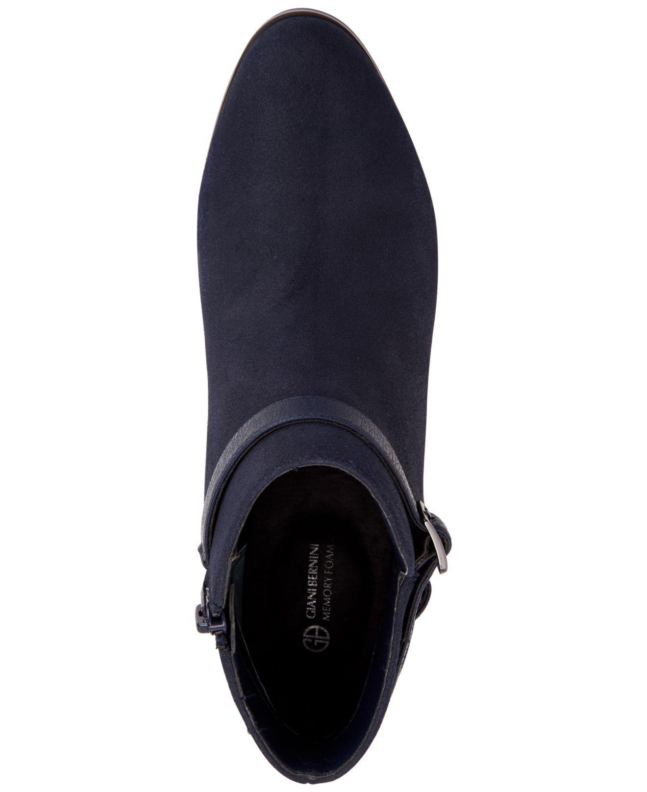 thumbnail 13 - Giani-Bernini-Womens-Dorii-Leather-Almond-Toe-Ankle-Fashion-Boots