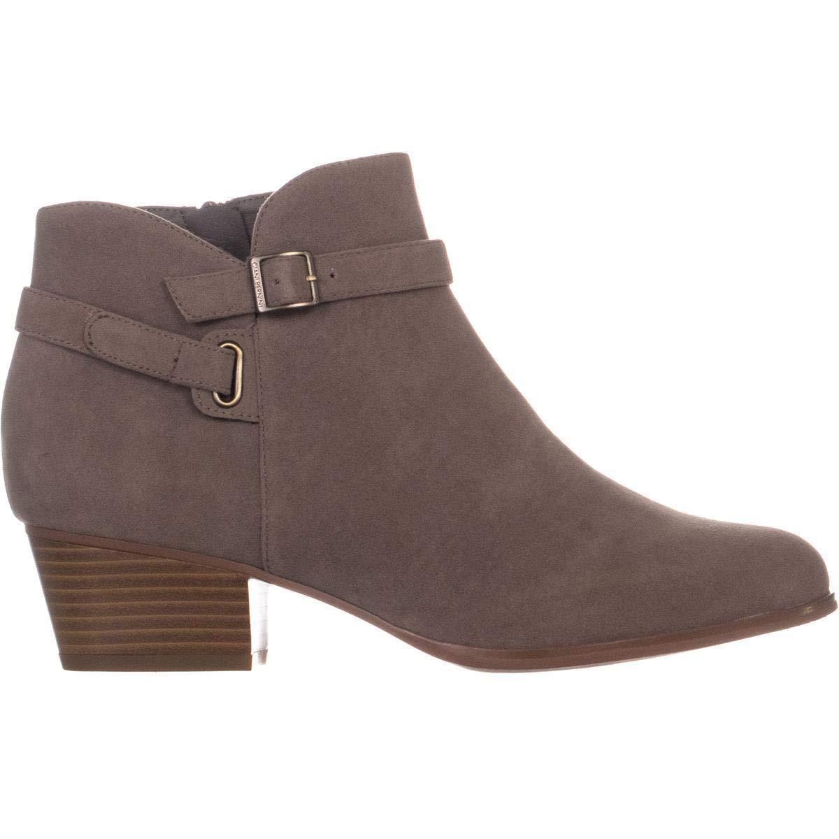 thumbnail 16 - Giani-Bernini-Womens-Dorii-Leather-Almond-Toe-Ankle-Fashion-Boots