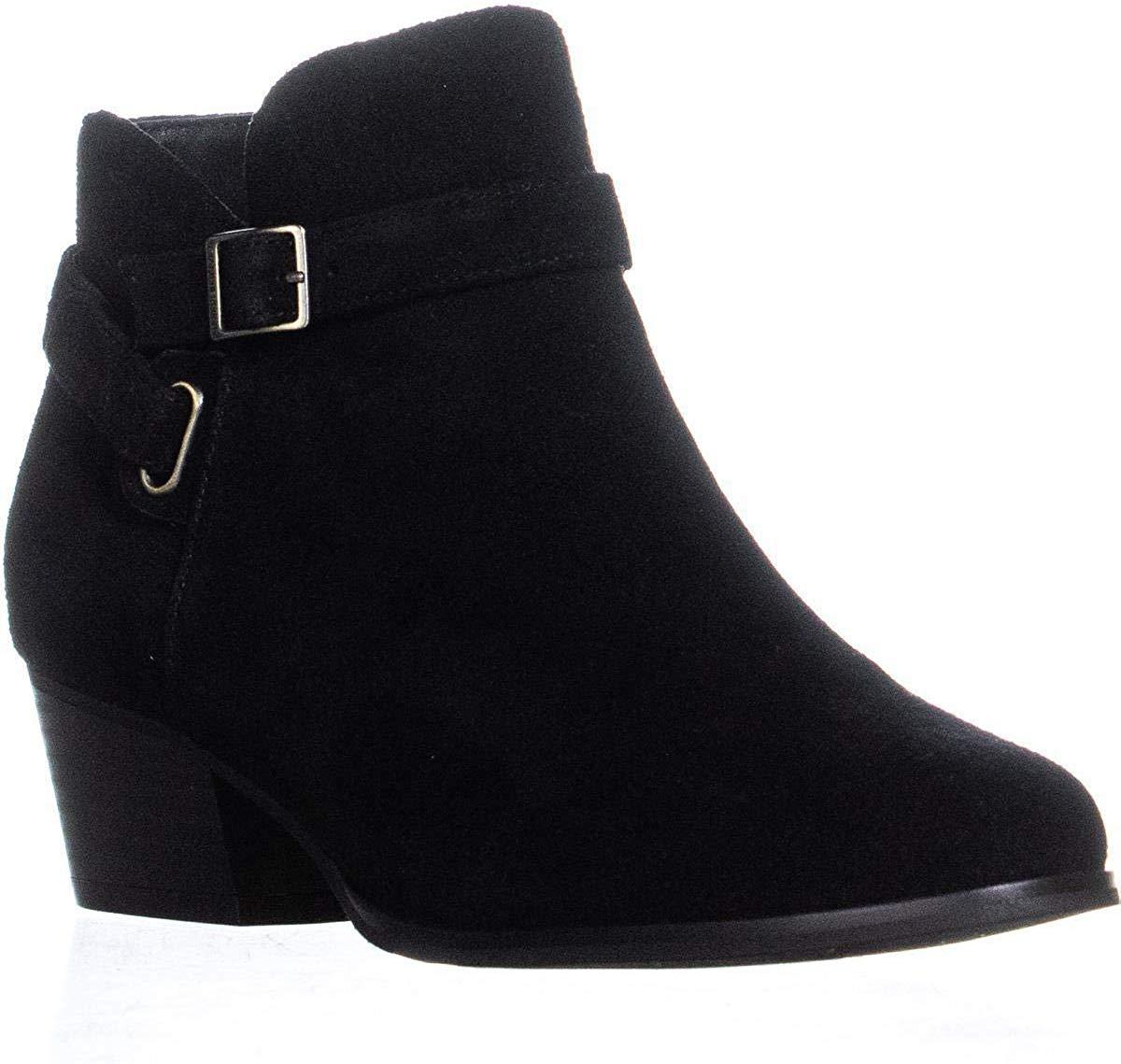 thumbnail 6 - Giani-Bernini-Womens-Dorii-Leather-Almond-Toe-Ankle-Fashion-Boots
