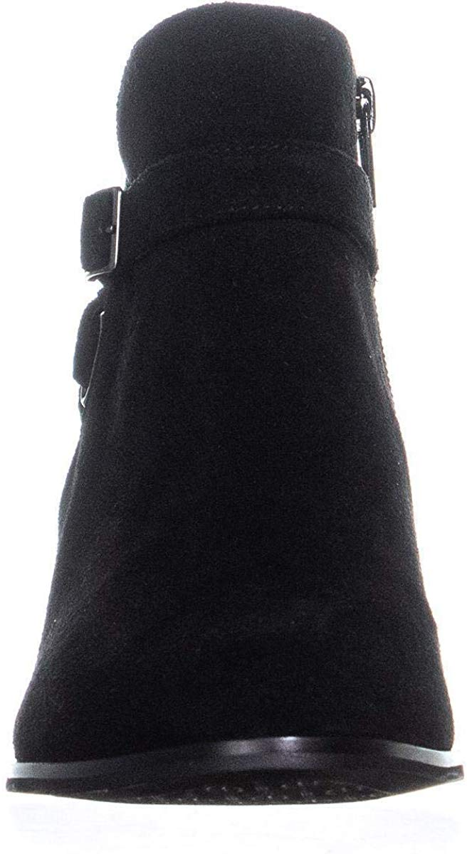 thumbnail 9 - Giani-Bernini-Womens-Dorii-Leather-Almond-Toe-Ankle-Fashion-Boots