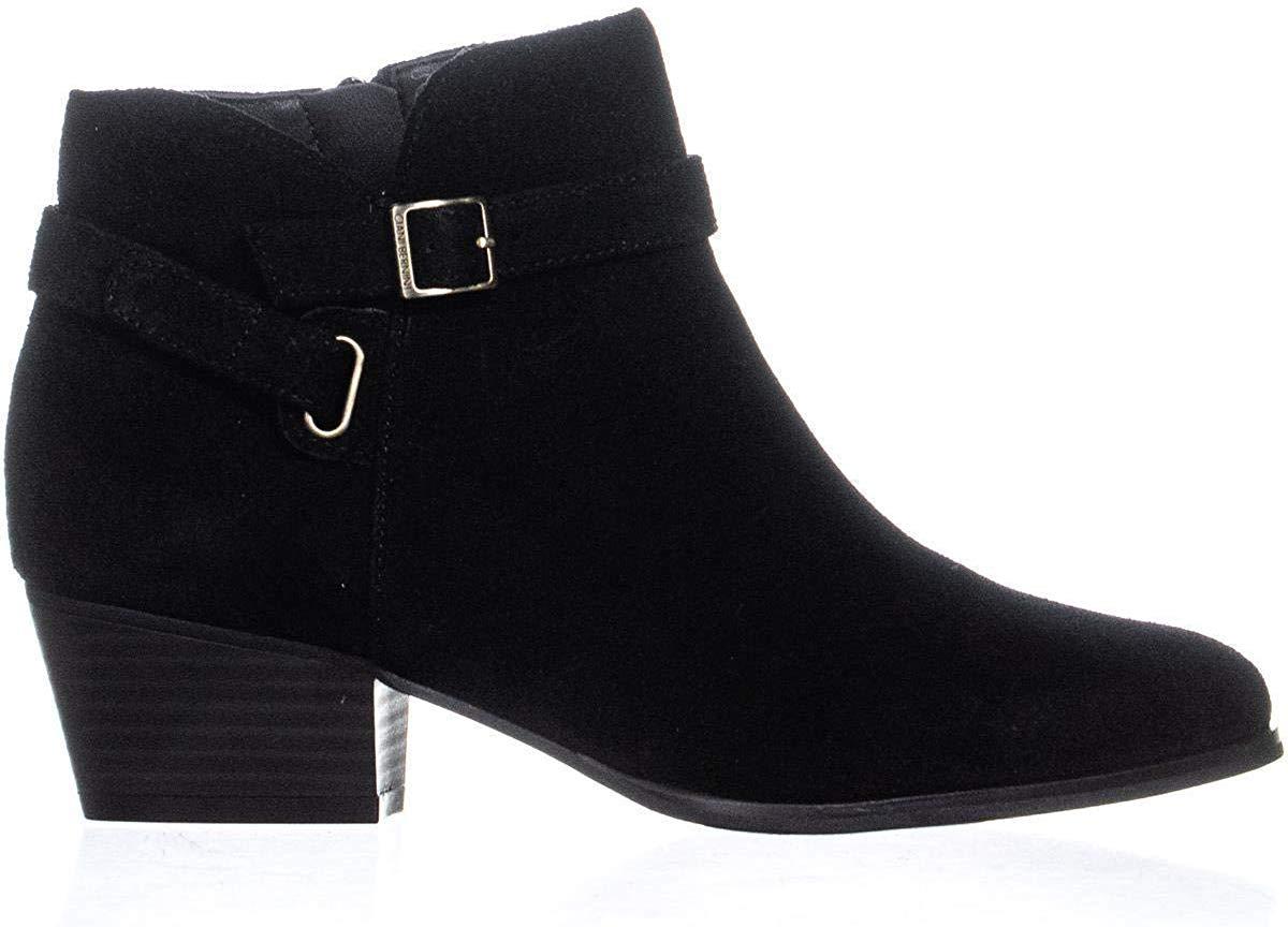 thumbnail 7 - Giani-Bernini-Womens-Dorii-Leather-Almond-Toe-Ankle-Fashion-Boots