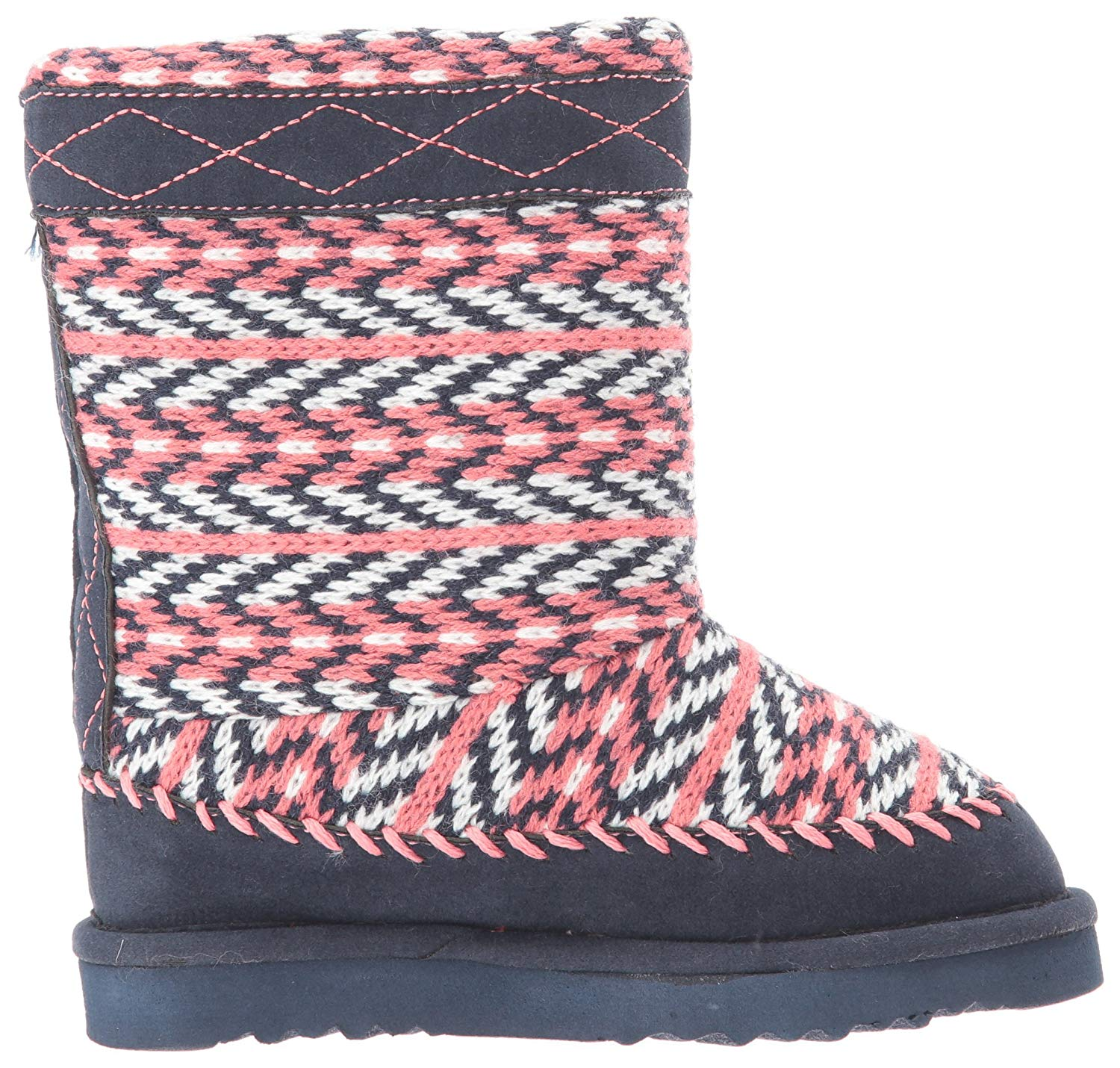 thumbnail 18 - Kids Western Chief Girls makena Knee High Pull On Snow Boots