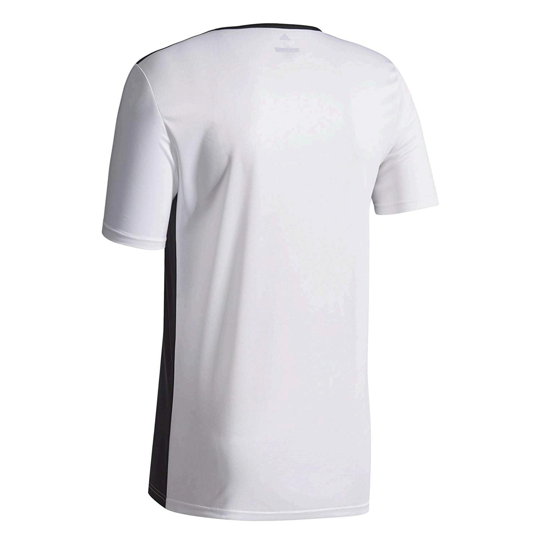 adidas Men's Soccer Entrada 18 Jersey, White/Black,, White/Black ...